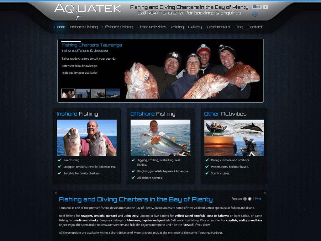 Aquatek Fishing Charters