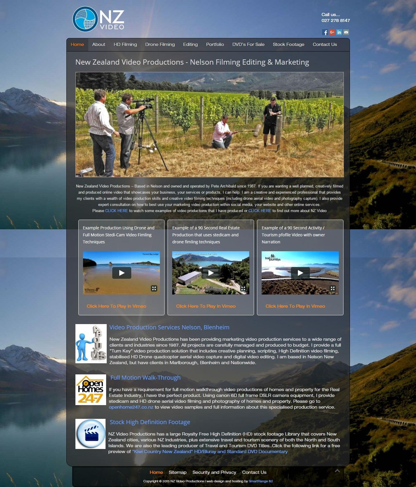NZ Video Productions Ltd