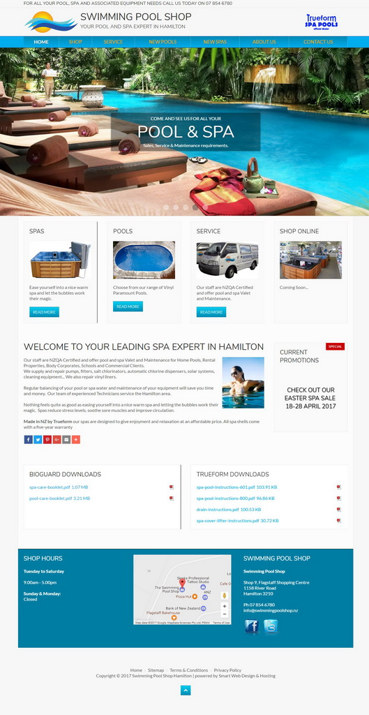 Swimmingpoolshop